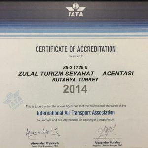 IATA BELGESİ